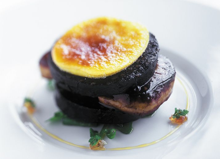 20% Off Signed Cookbooks http://www.facepublications.com/wrap-it-up/#.VFdXo4eaYg8 Black Pudding & Foie Gras by Andrew Pern