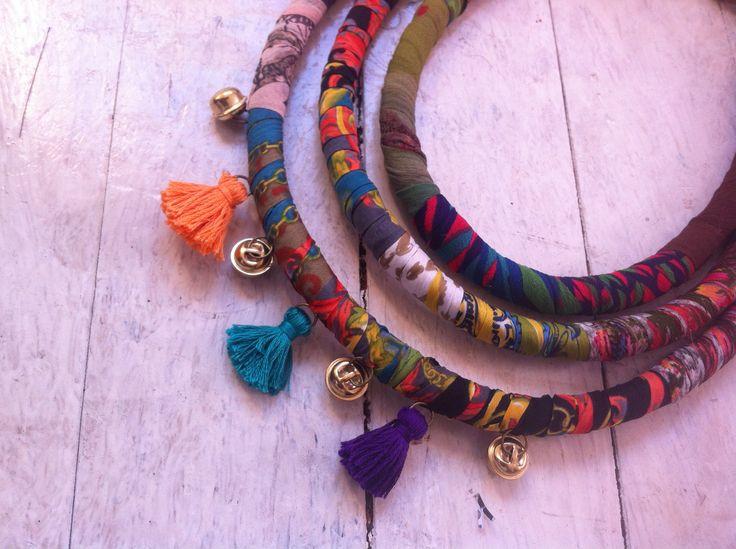 Tribal necklace handmade
