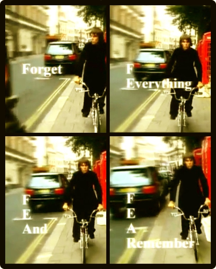 Ian Brown ♬ F•E•A•R•