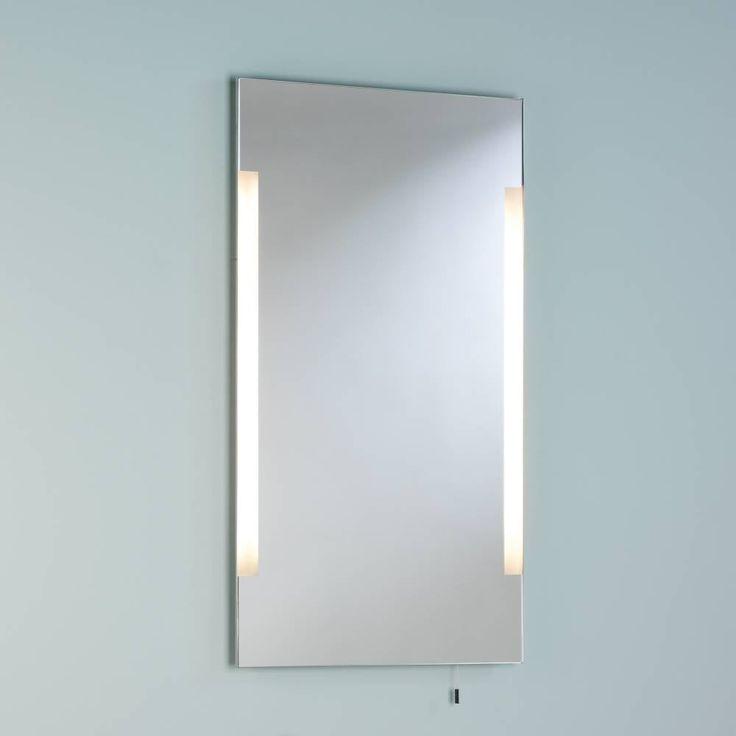 Heated Bathroom Mirrors With Lights: 1000+ Ideas About Bathroom Mirror Lights On Pinterest