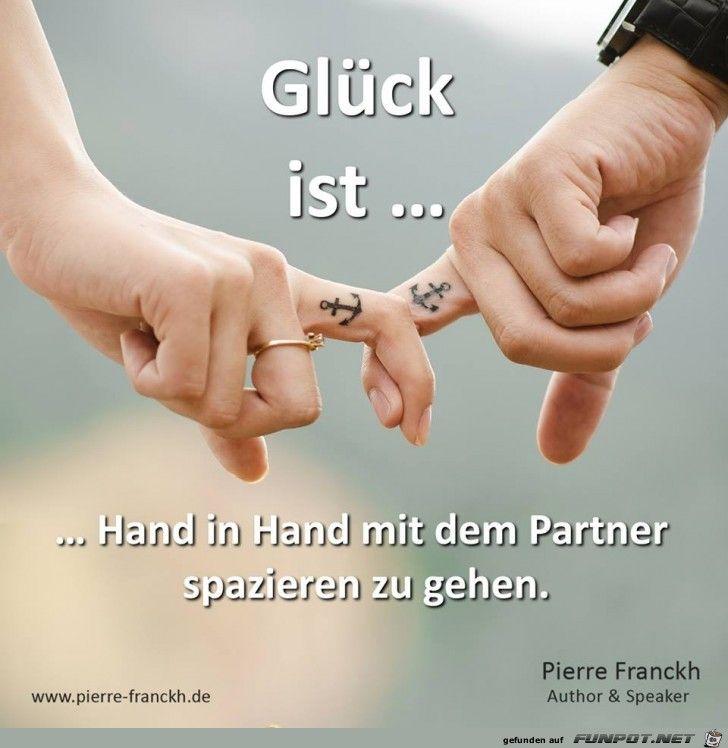 Hand Sprüche