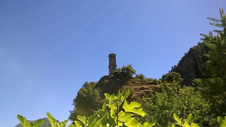 Προυσσός, Ευρυτανίας