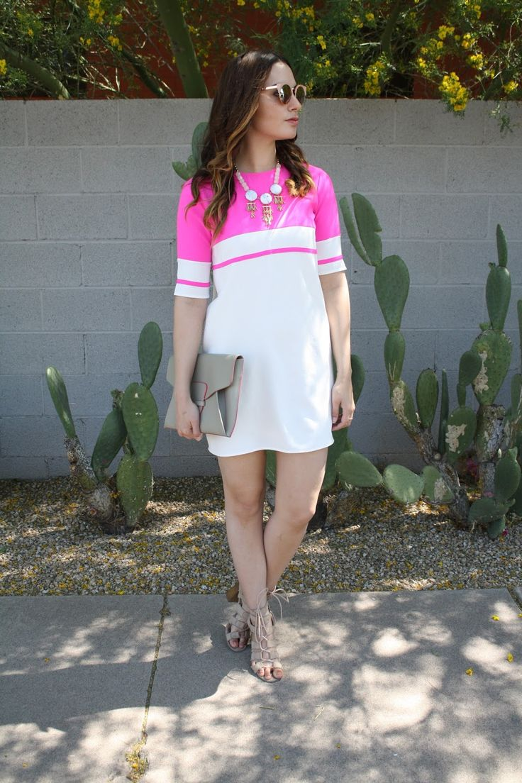 Pink Dress | Spring Style