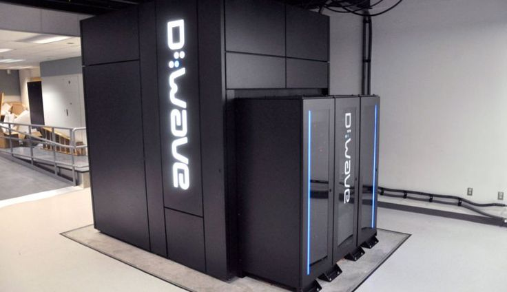 Google and NASA extend quantum computing contract with D-Wave Systems - Fortune