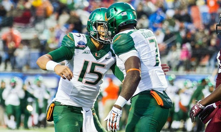 Why Phil Steele is High on Miami Hurricanes- Today's U  Phil Steele isn't on the bandwagon for the 2015 Miami Hurricanes football season, he's driving it. Climb aboard, there's plenty of room.....