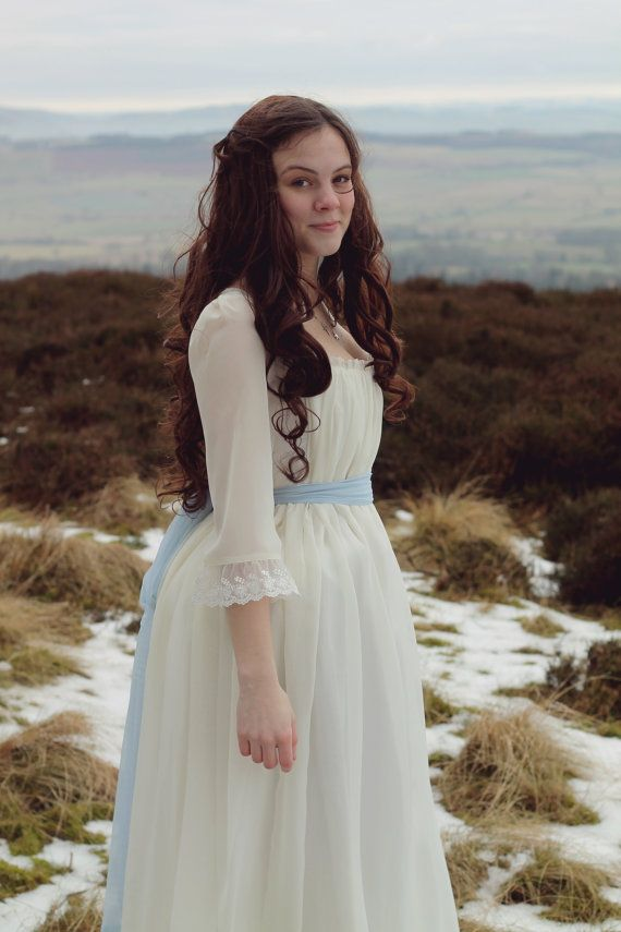 Custom made 18th Century Chemise Dress by Rachyf1 on Etsy