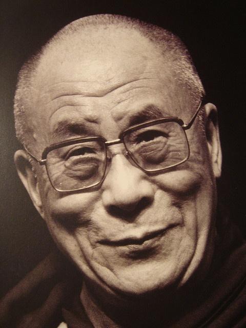 DALAI LAMA = PEACE & KINDNESS
