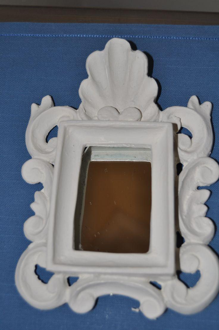 marcos decorado marfil