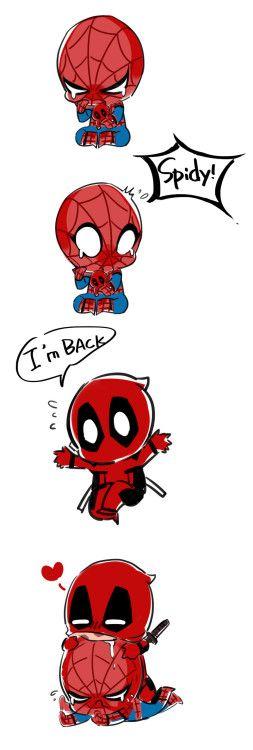 Little spider is soooooooooo cute!A sweetheart!EAT him! – Kristi Murphy