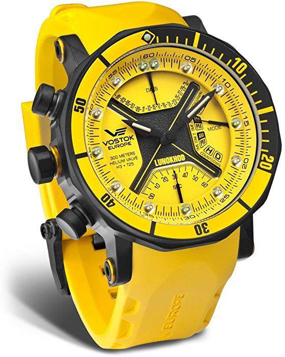97044e93a01 Vostok Europe TM3603-6204205 - Reloj  Vostok Europe  Amazon.es  Relojes