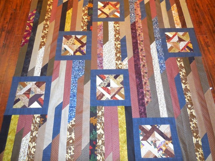 457 best Quilting images on Pinterest | Quilting ideas, Pointe ... : 2 1 2 strip quilt patterns - Adamdwight.com