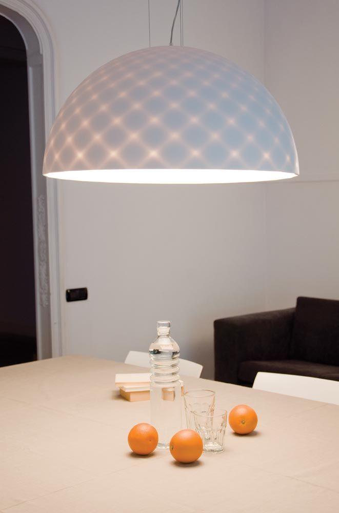 ALMALIGHT  CAPITONE  SUSPENSION LAMP