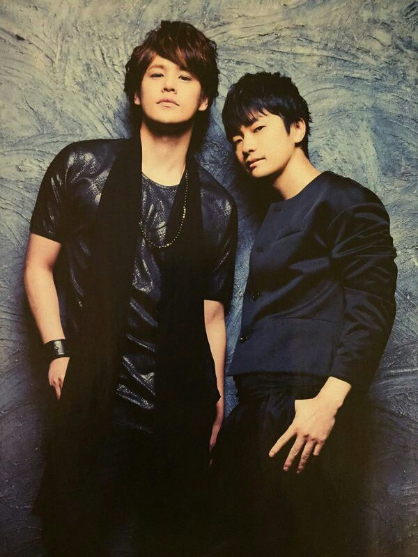 Damn *nosebleed* Miyano Mamoru & Jun Fukuyama