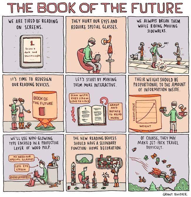 #BookOfTheFuture #LibroDelFuturo