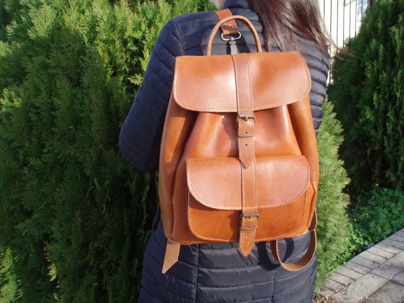 100  ideas to try about Leather Backpacks | Leather backpacks ...