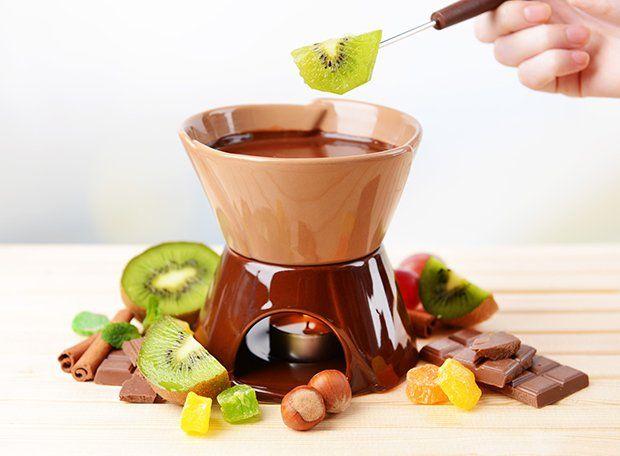 die besten 25 schokoladenfondue ideen auf pinterest schokoladen fondue schokoladen fondue. Black Bedroom Furniture Sets. Home Design Ideas