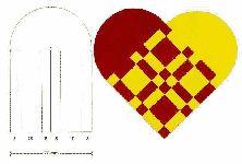 More motives for heart baskets...