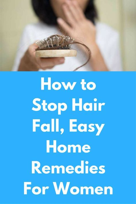 How to Stop Hair Fall, Easy Home Remedies For Women How to stop hair fall for women, easy home remedies, myths & facts about hair fall, precautions to avoid hair fall, doctor's advice and other useful info...