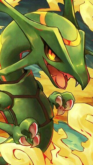 Rayquaza; Pokemon