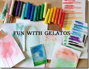 fun with gelatos - More ideas for Gelatos