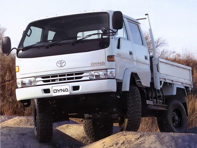 Toyota Dyna 200 HMV '1996-99