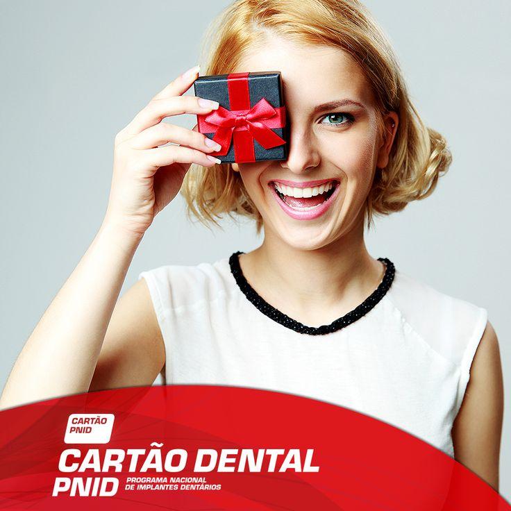 Já conhece o nosso Cartão Dental PNID?  Vantagens, descontos e muitos sorrisos! www.pnid.pt/cartaodentalpnid