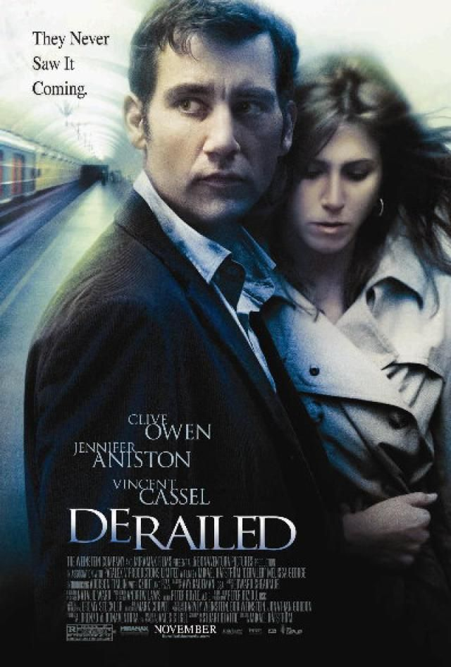 The 10 Best Jennifer Aniston Movies: 'Derailed' (2005)