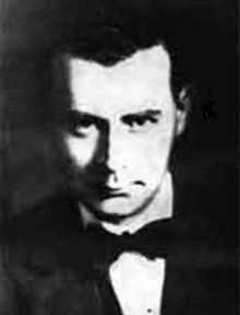 Lucian Blaga (9 May 1895 – 6 May 1961) was a Romanian philosopher, poet, and playwright.