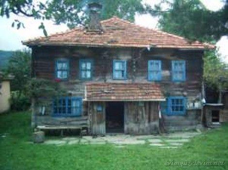 Ahşap Köy Evi