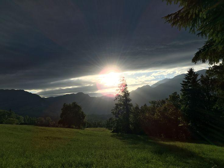 #sunset #pilatus