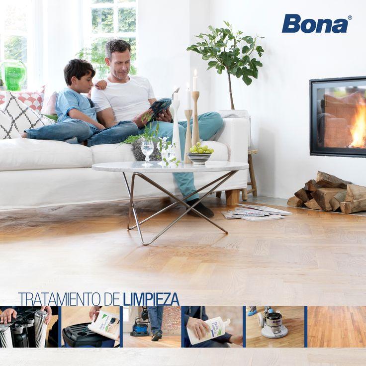 Gracias a la máquina de limpieza profunda #BonaPowerScrubber, conjuntamente con el limpiador especialmente diseñado para pisos demadera,#BonaDeepCleanSolution, sus pisos de madera se verán limpios como el primer día. Una vez realizada esta limpieza profunda, sus pisos estarán listos para la aplicación de un producto de mantenimiento, todo ello dependiendo del tipo de piso de madera que usted posea. #Bona tiene una gama completa de productos de mantenimiento como el #Bonapolish, #BonaOil, o…