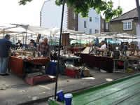 Bermondsey Market - QUI LONDRA