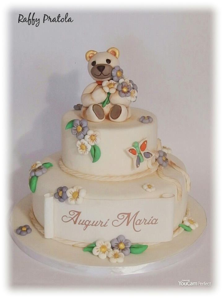 Torta Thun Teddy