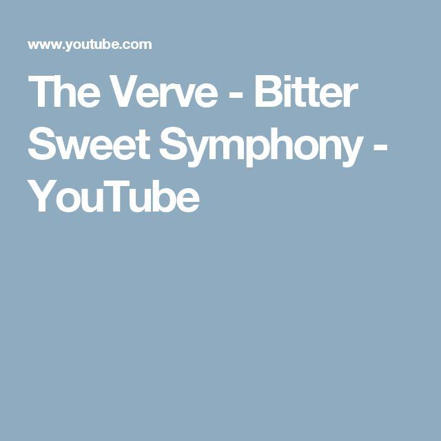 The Verve - Bitter Sweet Symphony - YouTube