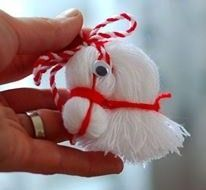 Tina's handicraft : how to make a horse head with yarn
