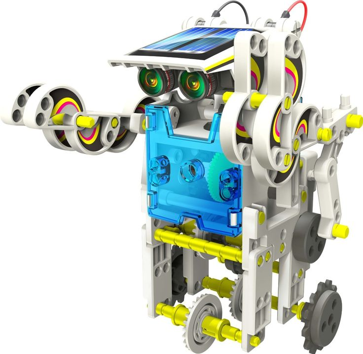 31 best robot kits images on pinterest robot kits robot and car solar robot science kit electronic learning green toy make 14 robots sun power solutioingenieria Images