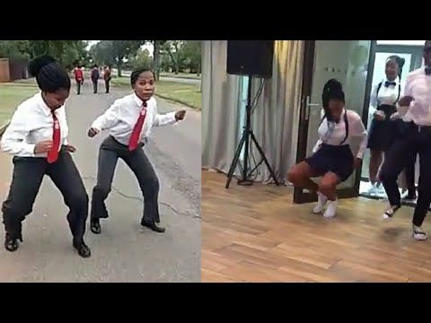 This South African Dance Is Dope 🔥 - YouTube | Art Werk