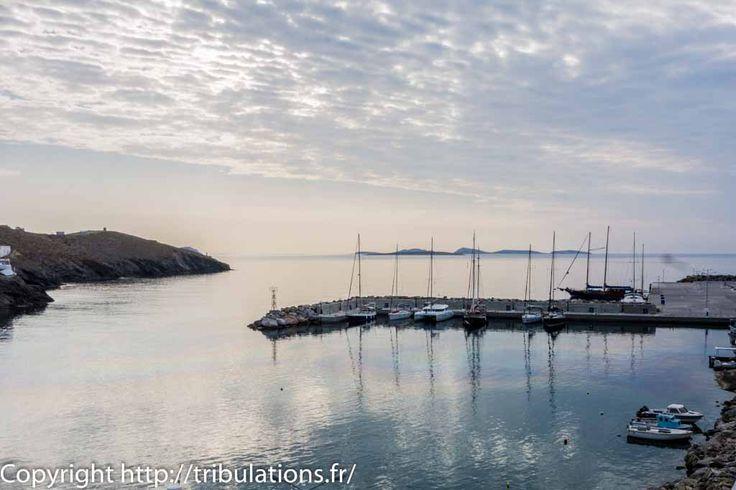 Vieux port de Chora