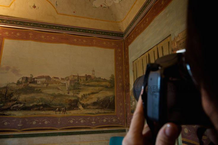 Rocca abbaziale di Subiaco #invasionidigitali #roccasubiaco