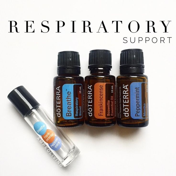 This is one of my favorite blend combinations for major respiratory support. I usually do 10 drops each in a 10 ml roller bottle and top with FCO. I apply to chest and back and then rub a little on my hand then cup my child's nose and mouth...