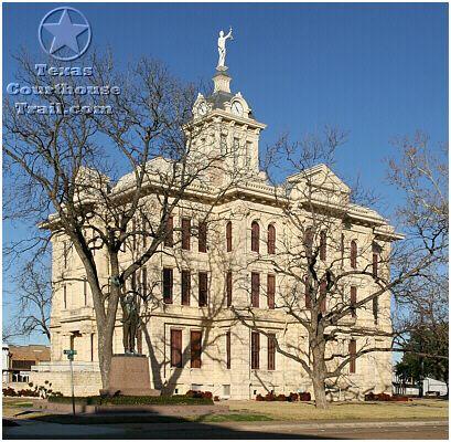 Milam County -  Cameron, TX.