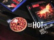 ¿DVDs con olor a pizza? Si, y son parte de la nueva campaña de Domino's Pizza