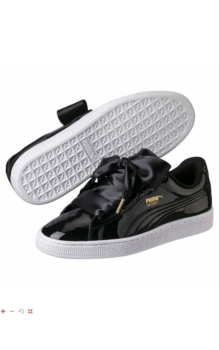 Puma-BASKET HEART PATENT 👌❤ http://fr.puma.com/fr/fr/pd/chaussure-basket-heart-patent-pour-femme/4057826751650.html
