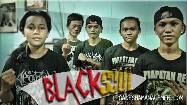 black  soul bands pangkalpinang