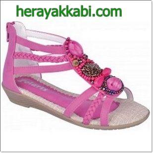 Kız Çocuk Sandalet Modelleri 2014