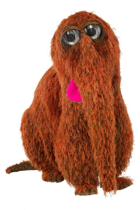 Mr. Snuffleupagus (I know that has to be misspelled) was my favorite Sesame Street character.