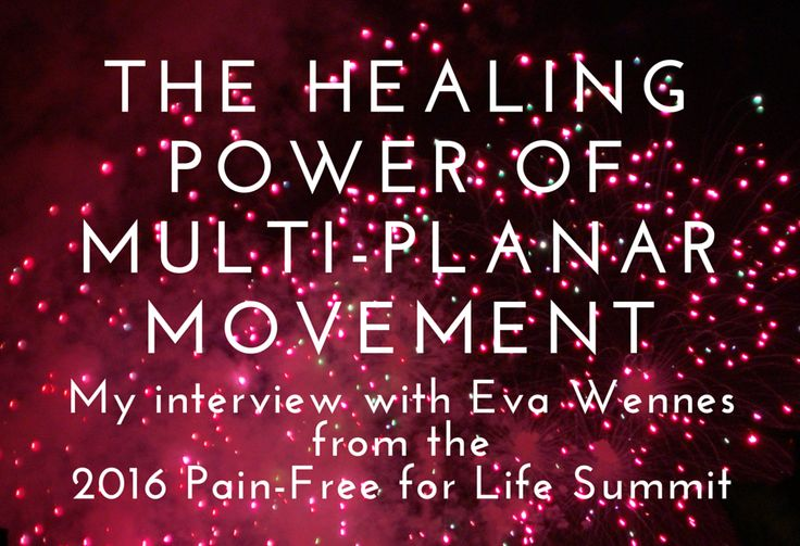 How multi-planar movement can prevent and treat #chronicpain | 30-minute interview w/ Eva Wennes and Brianne Grogan, FemFusion Fitness