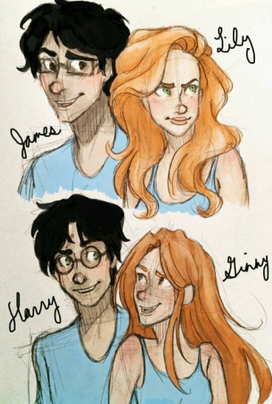 harry and ginny dating at hogwarts fanfiction