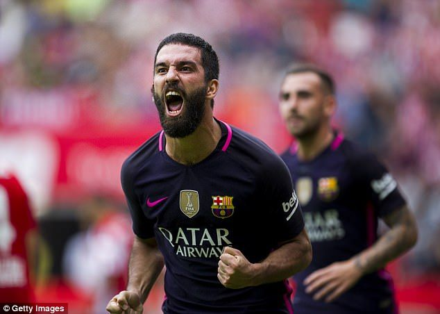 Arda Turan is not wanted by Valverde but the trail of a big-money move to China has gone cold
