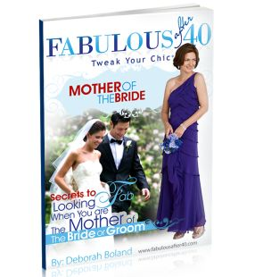 Mother of the Bride ebook - Fabulous After 40